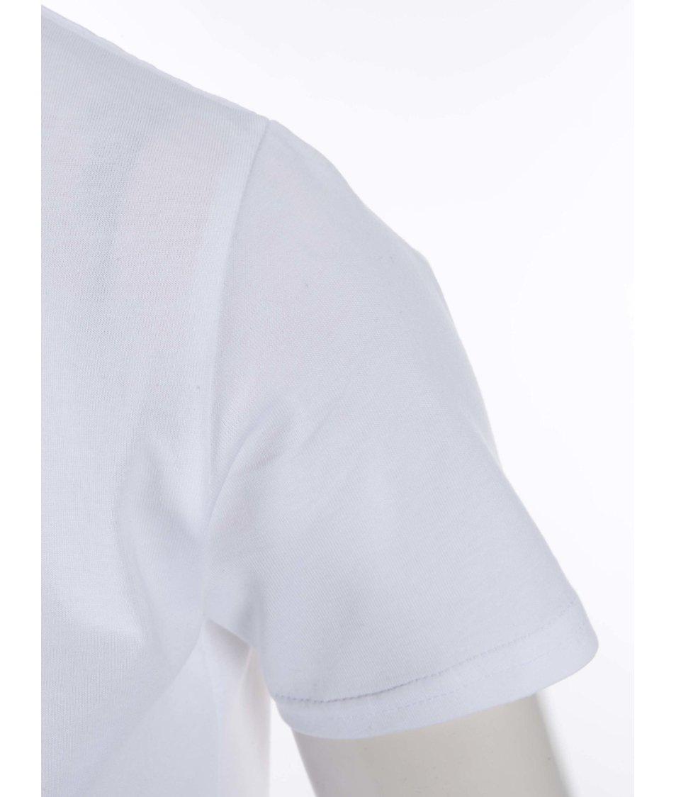 """""""Dobré"""" bílé dámské tričko pro PrPom"""