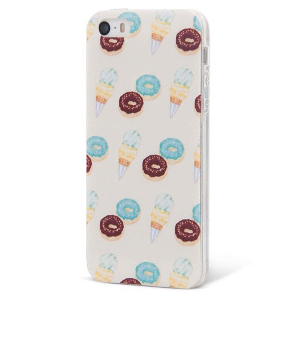 Ochranný kryt na iPhone 5 5s Epico Donuts - SLEVA!  e3763e3584a