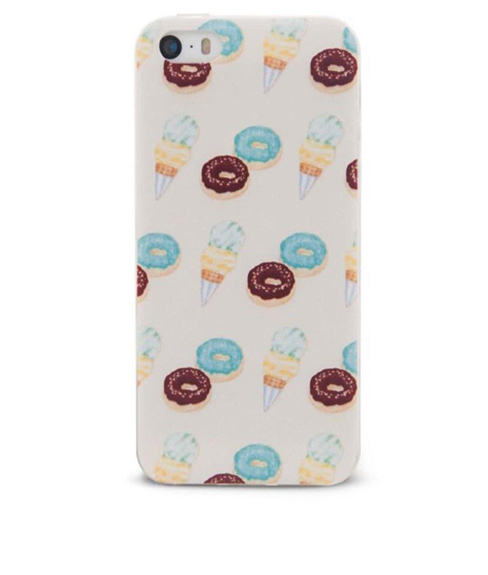 Ochranný kryt na iPhone 5 5s Epico Donuts - Akční cena  530484db604