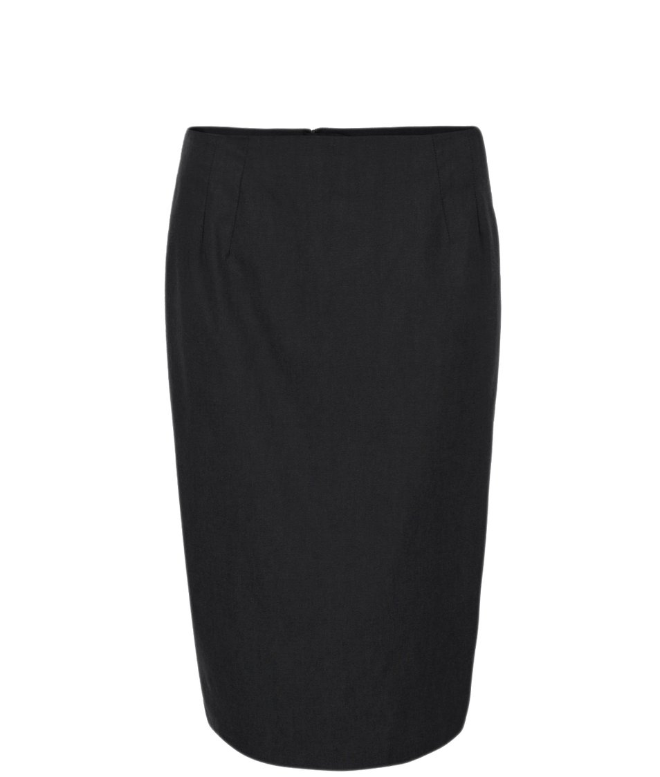Černá sukně do pasu Dorothy Perkins - Akční cena  e15de51edc