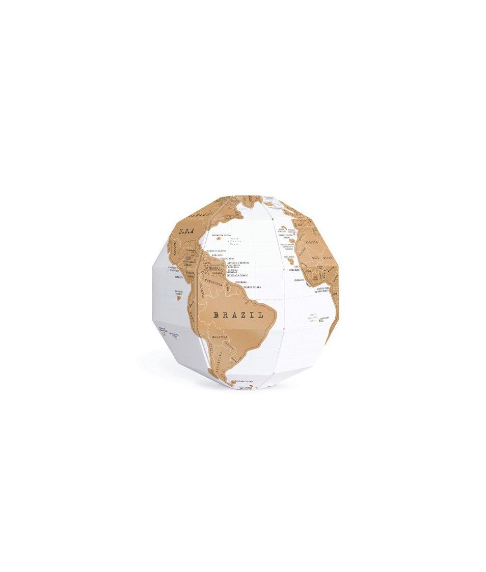 Kartonový globus Luckies
