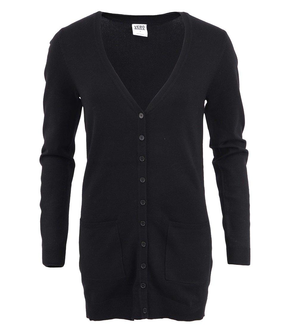Černý cardigan Vero Moda Glory