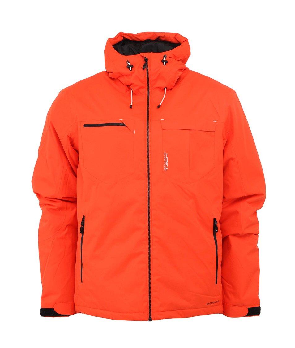 Oranžová bunda Jack & Jones Norma