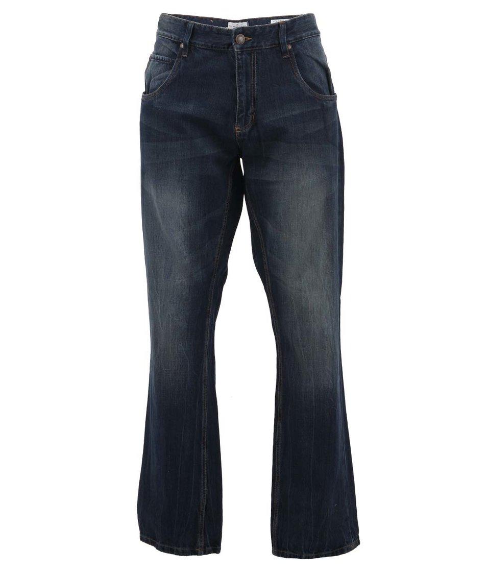 Tmavší modré džíny Shine Original Northside