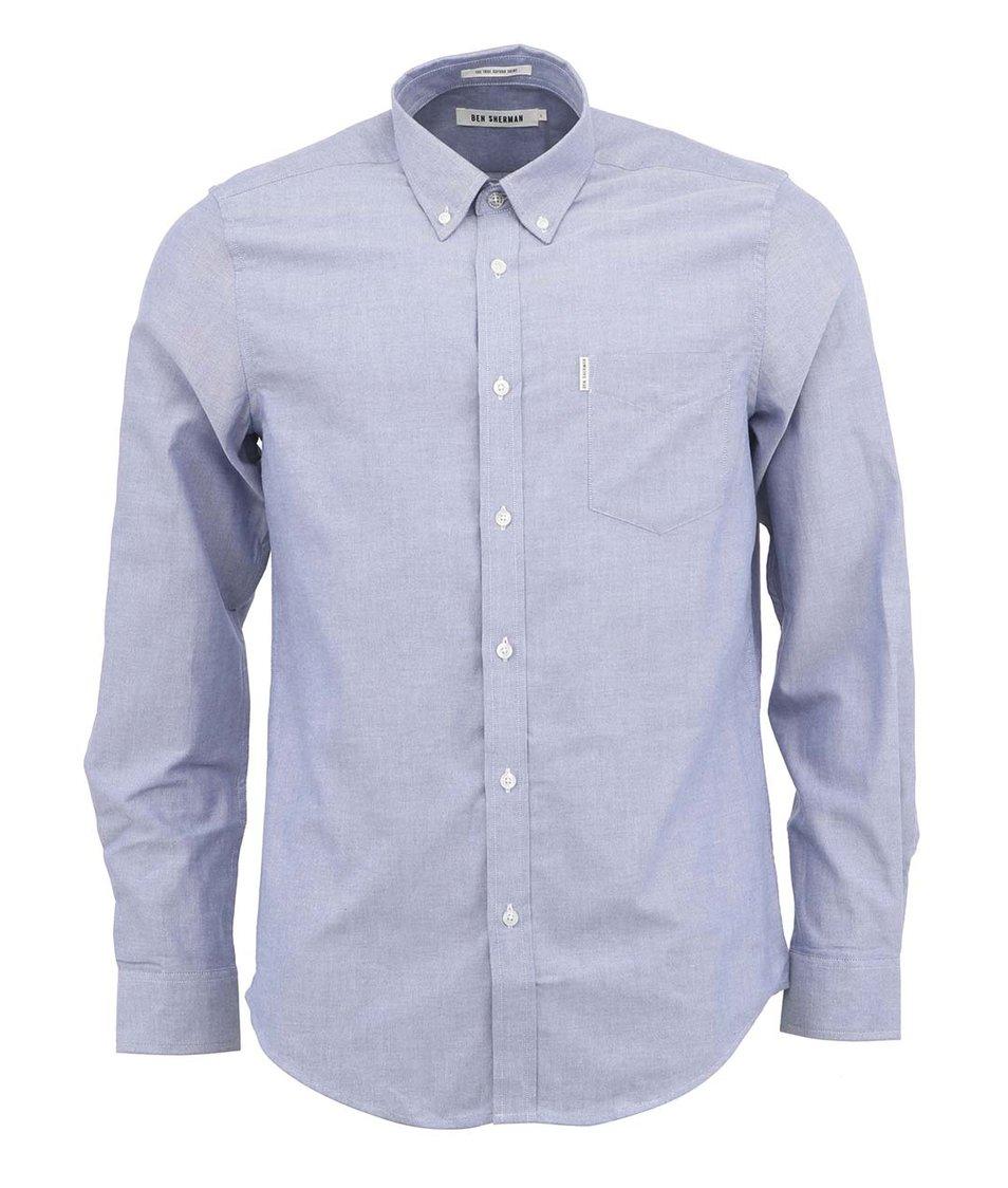 Modrá pánská košile Ben Sherman