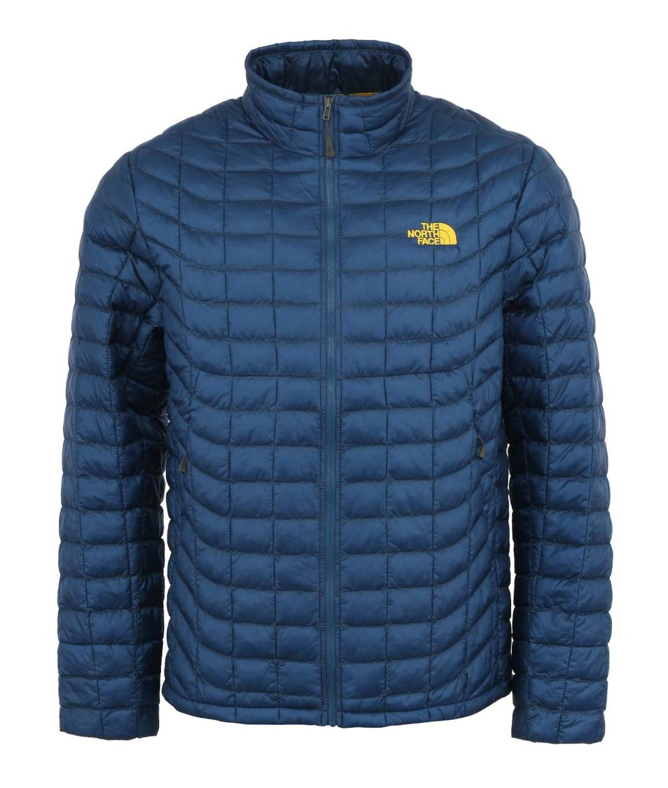 Modrá pánská bunda The North Face Thermoball