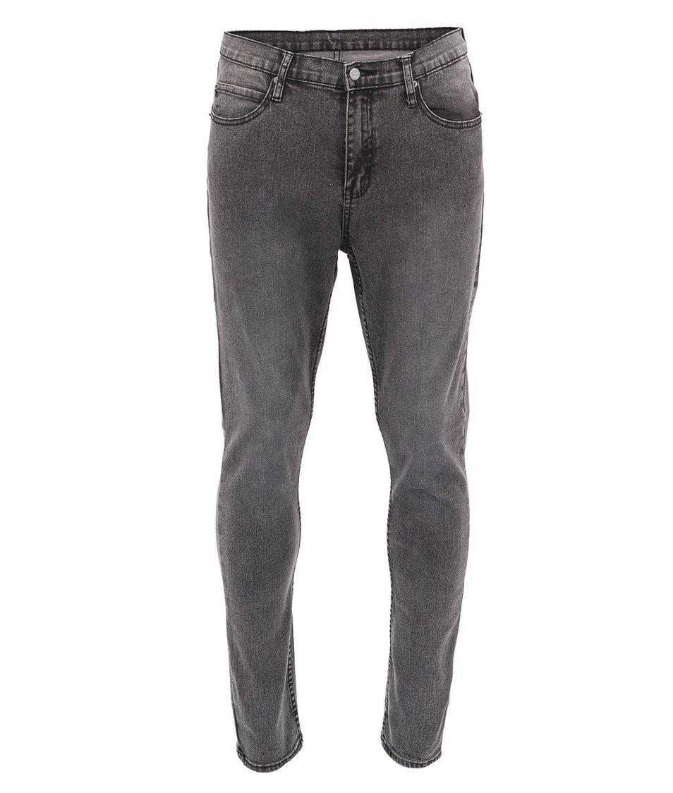 Šedé pánské džíny Cheap Monday Woven