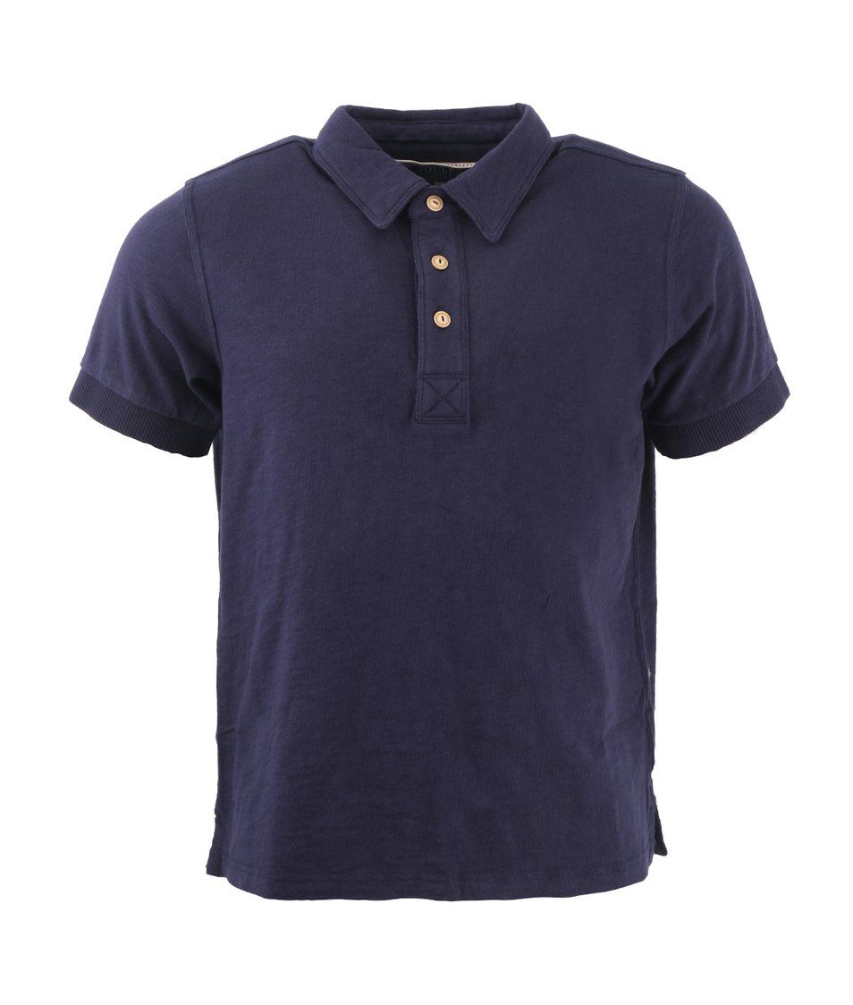 Tmavě modré pánské polo triko Tom Joule Victor