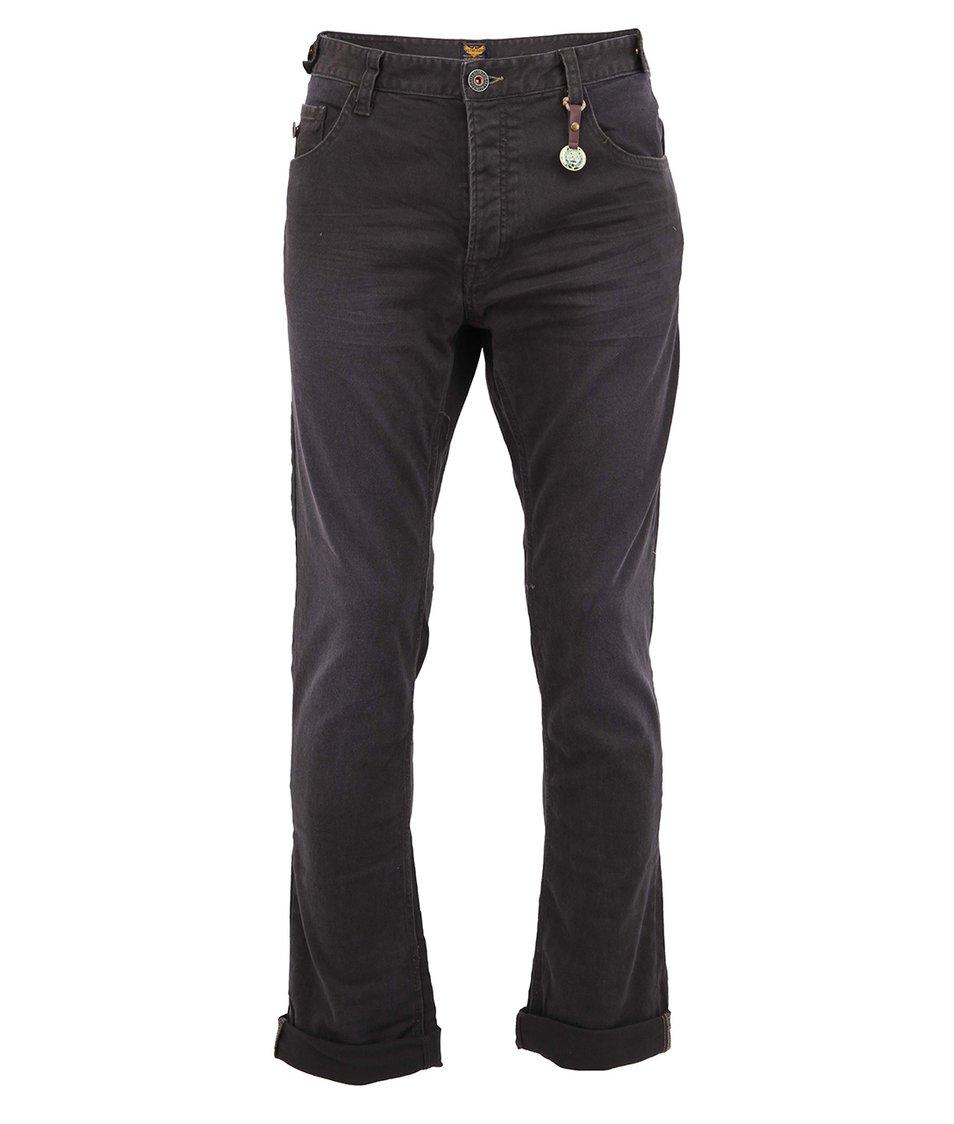 Tmavě šedé džíny Dstrezzed