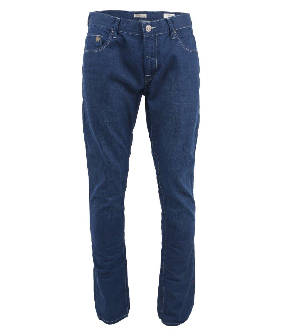 Modré slim džíny Blend Twister