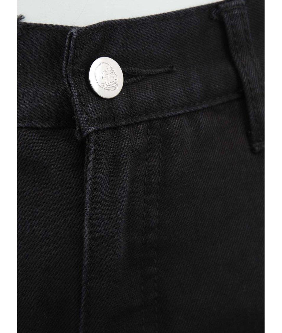 Černé pánské džíny Cheap Monday Woven