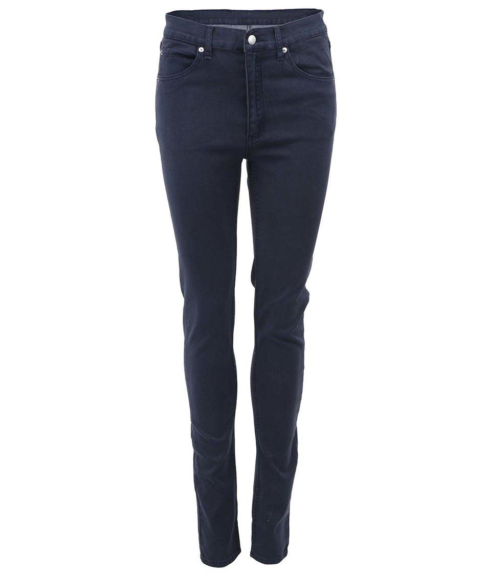Tmavě modré dámské džíny Cheap Monday Sekond Skin