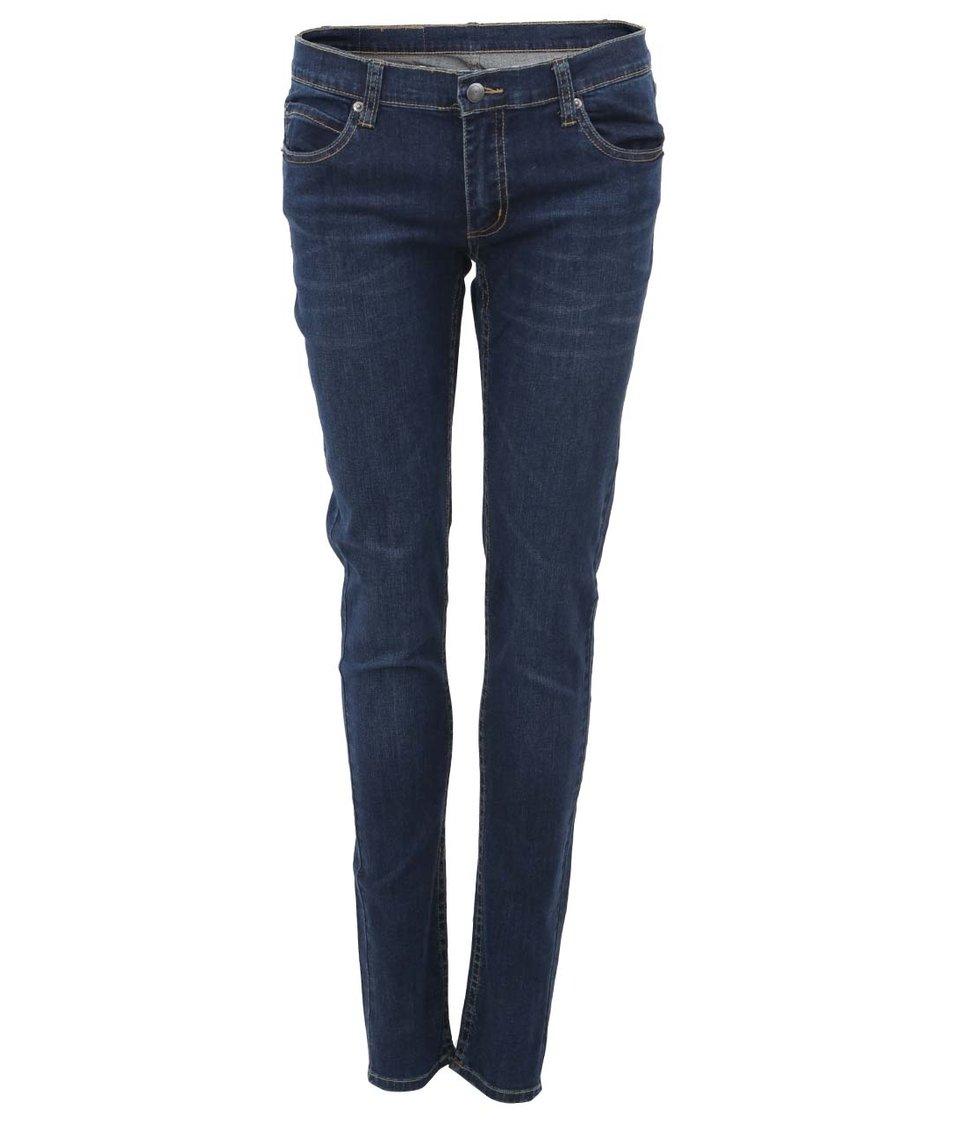Tmavě modré dámské džíny Cheap Monday Slim