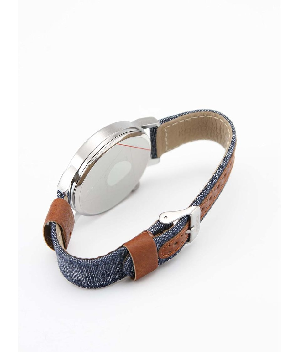 Pánské hodinky Komono Winston Chambray
