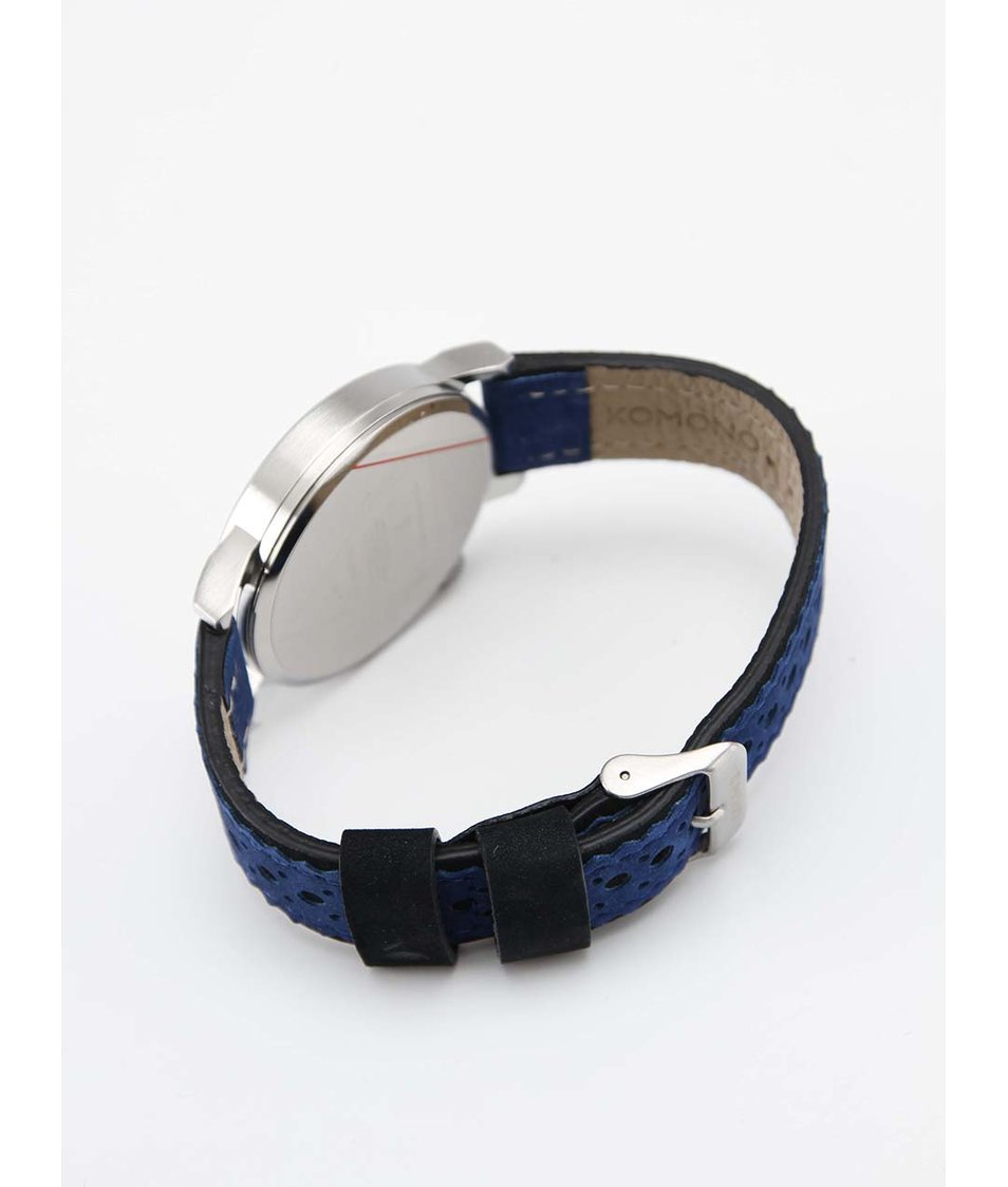 Pánské hodinky Komono Winston Brogue Tonal Blues
