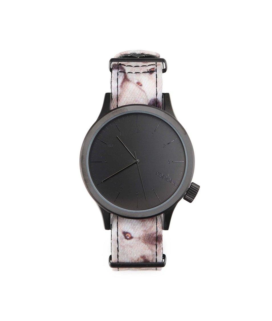Pánské hodinky Komono Magnus Print Series Wolves
