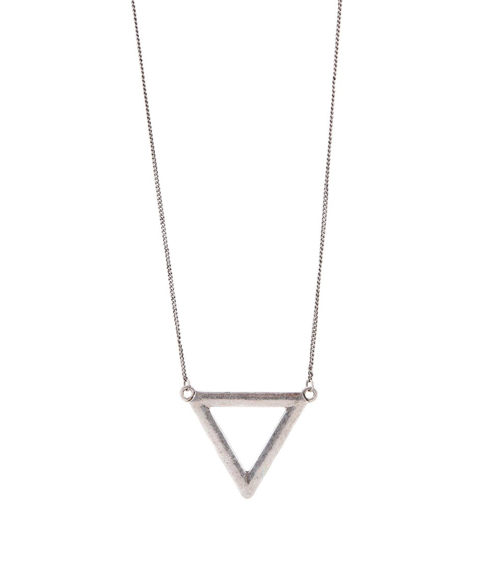 Řetízek s trojúhelníkem Icon Brand Another Dimension