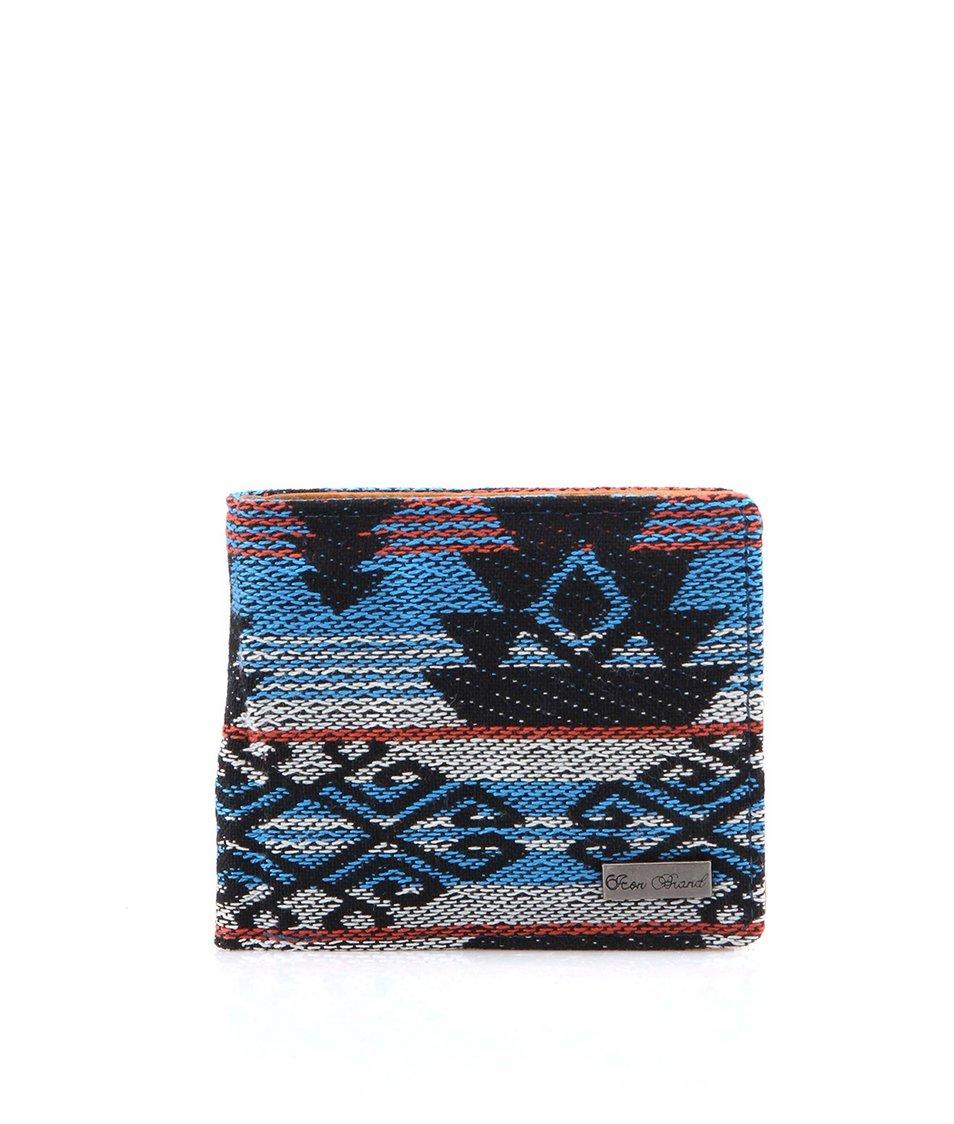 Barevná kapesní peněženka s aztéckým vzorem Icon Brand