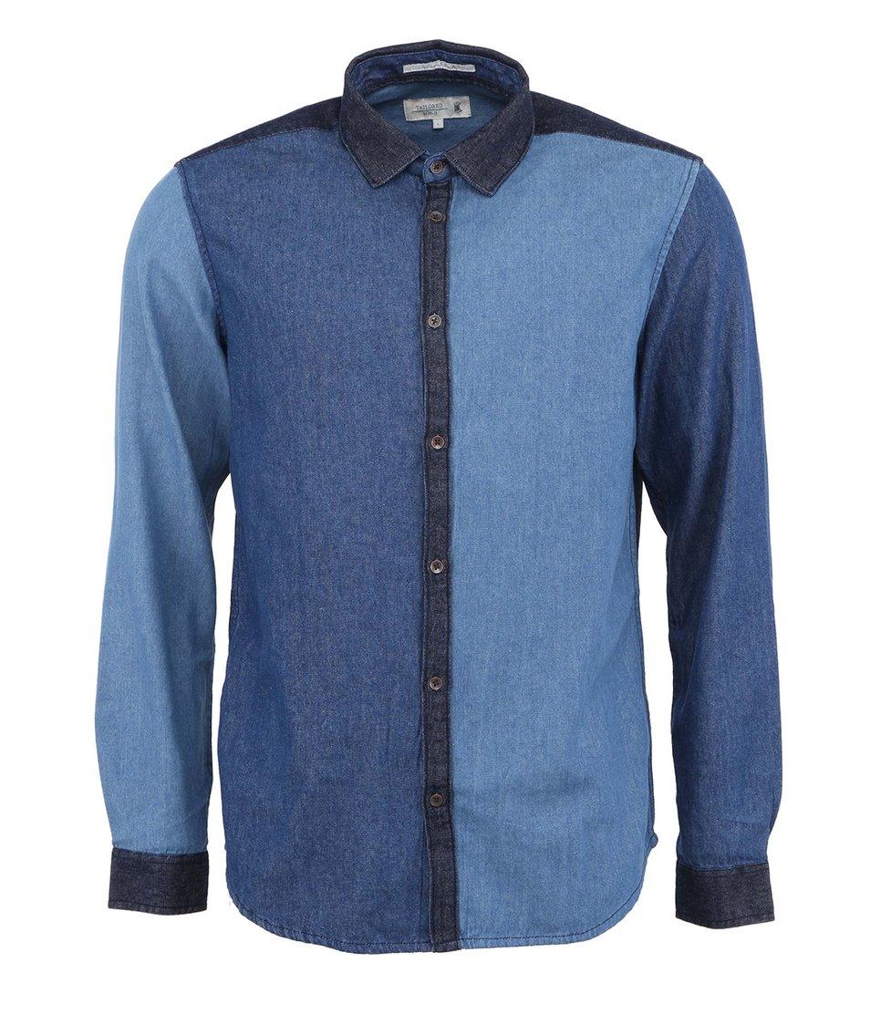 Modrá košile !Solid Headley