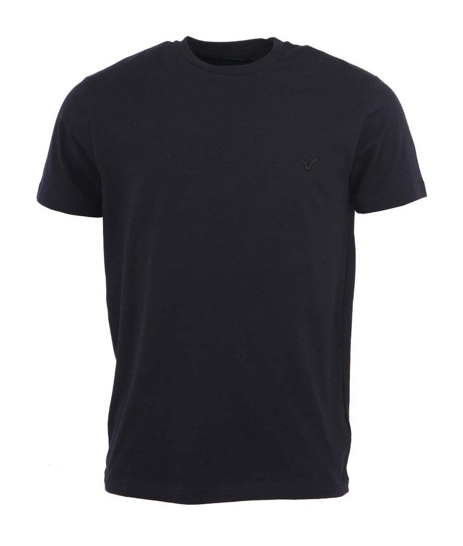 Tmavě modré pánské triko Voi Jeans Hartford