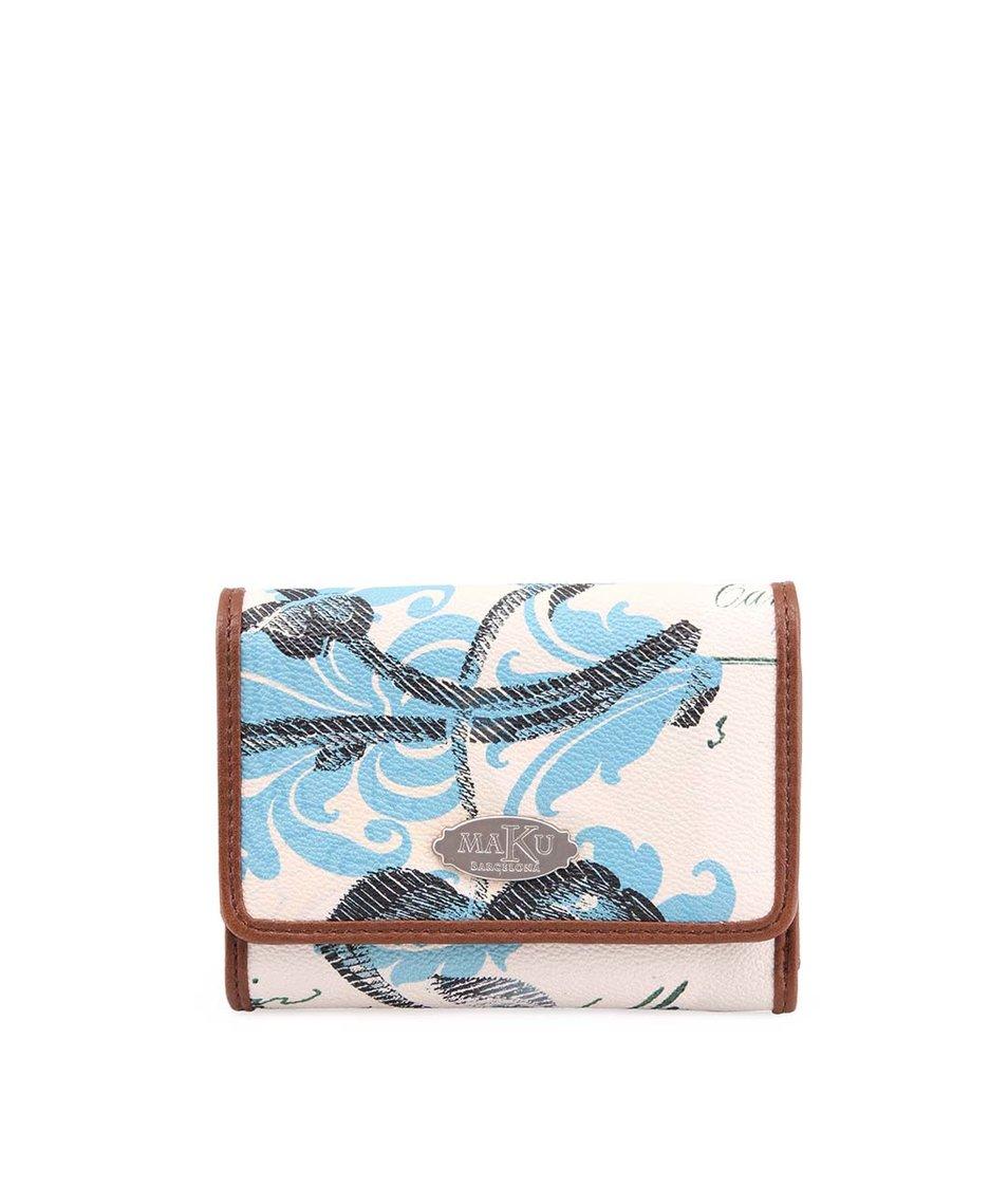 Barevná peněženka Maku Butterfly