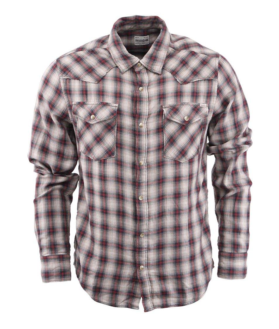 Károvaná pánské košile Jack & Jones Livingston