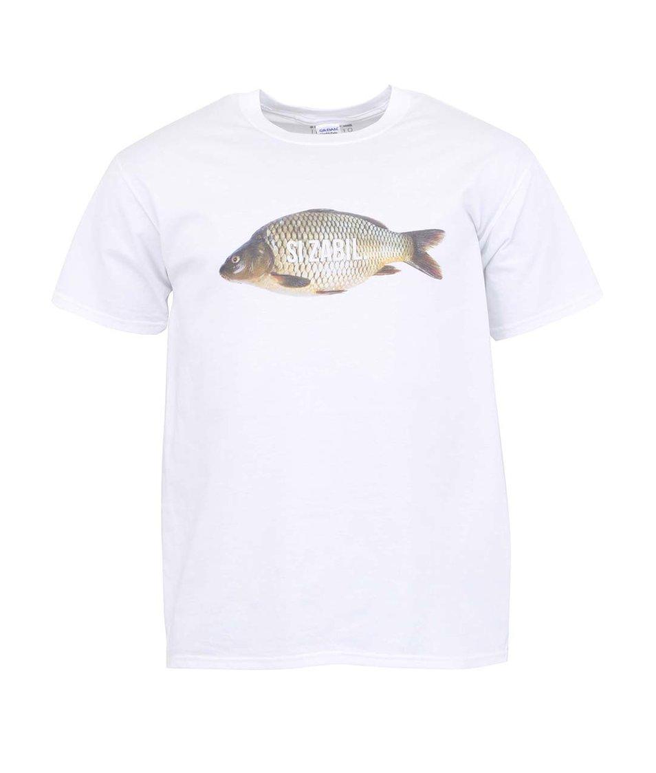 Bílé pánské triko ZOOT Originál Si zabil