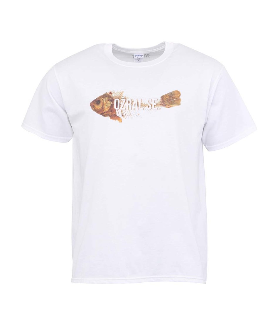 Bílé pánské triko ZOOT Originál Ožral se