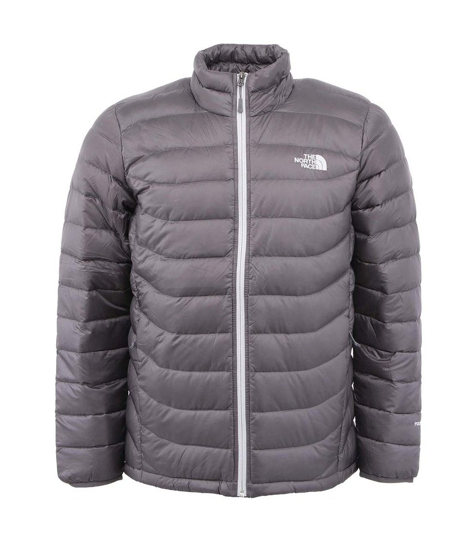 Šedá pánská bunda The North Face New Imbabura