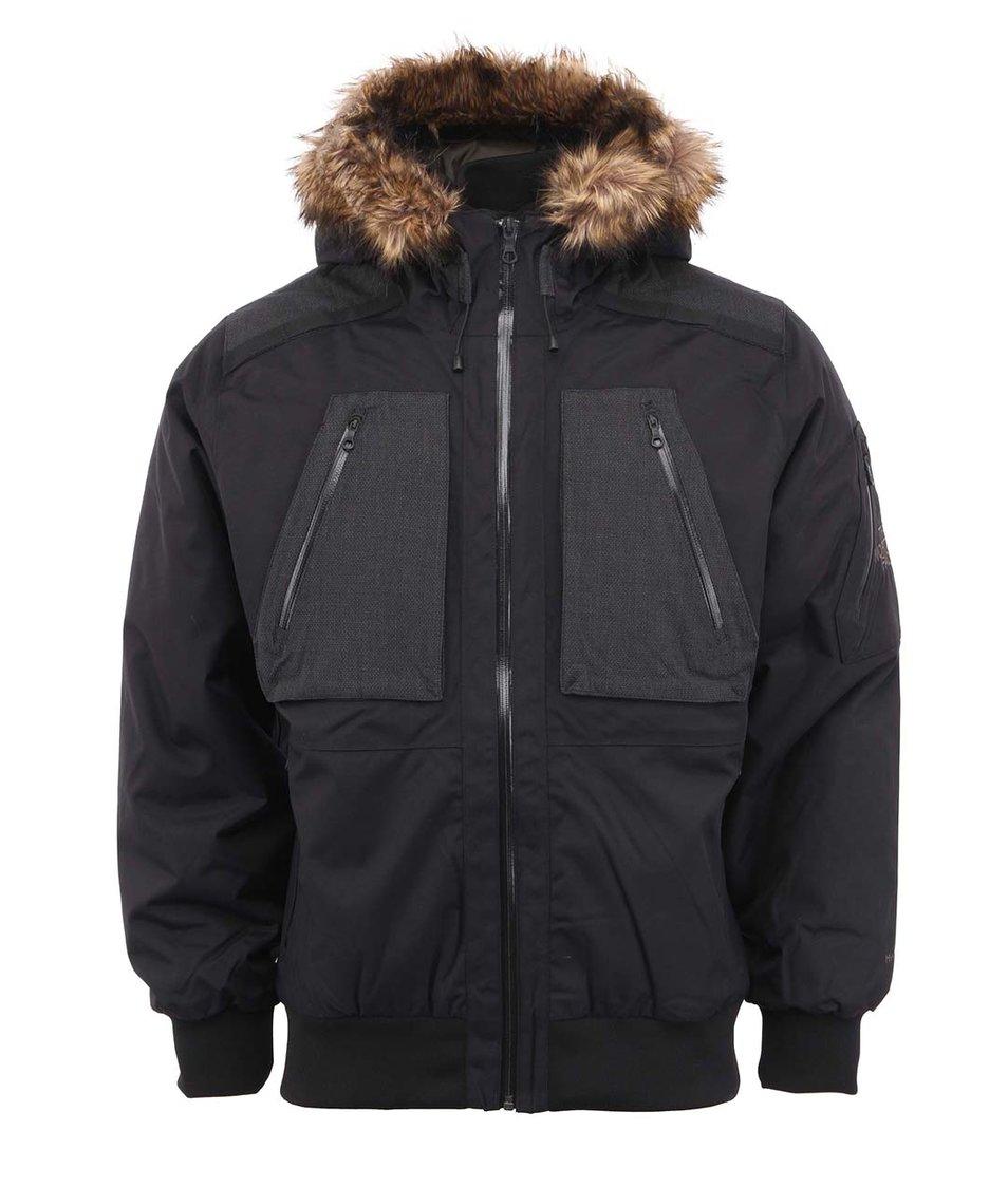 Černá pánská bunda The North Face Gulmarg