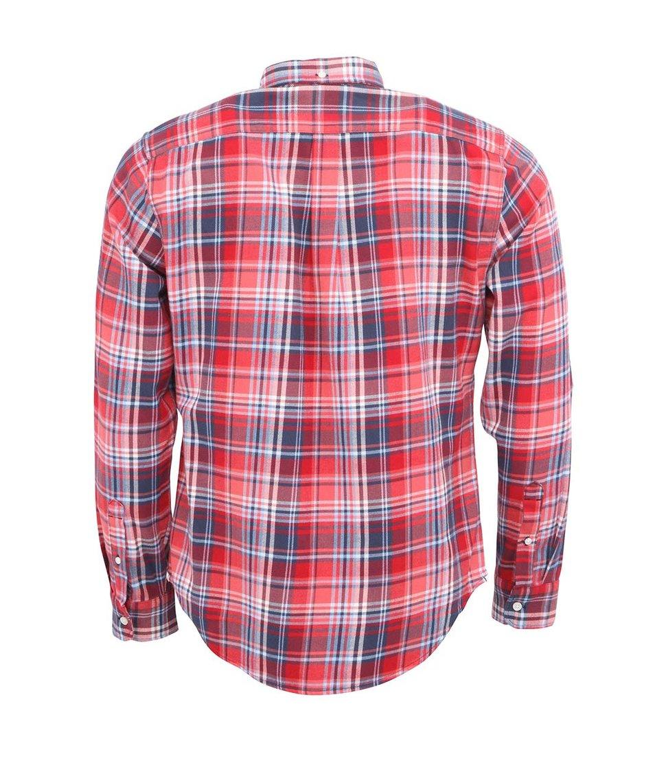 Červená pánská kostkovaná košile Levi s® Červená pánská kostkovaná košile  Levi s® ... cc4aba328f