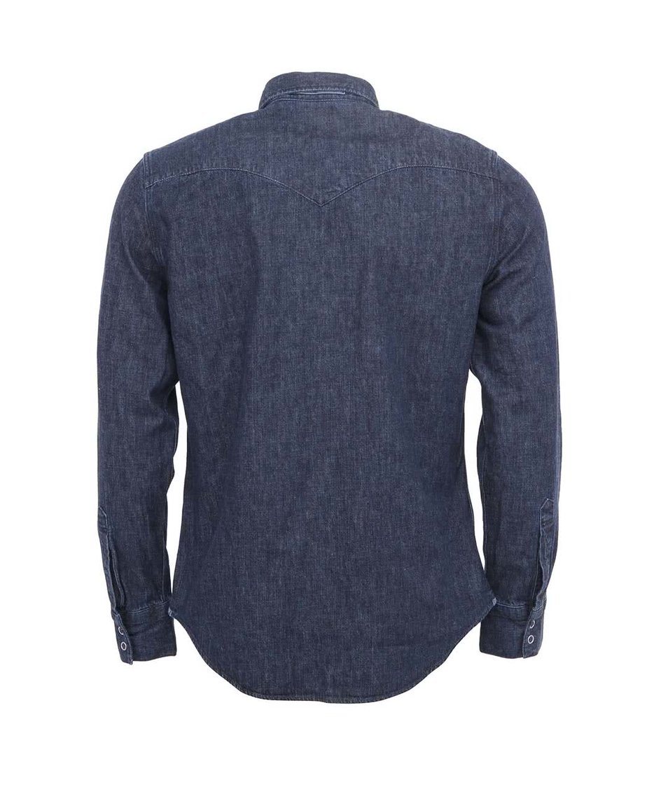 Modrá pánská denimová košile Levi s® Modrá pánská denimová košile Levi s®  ... 0dddfb87a6