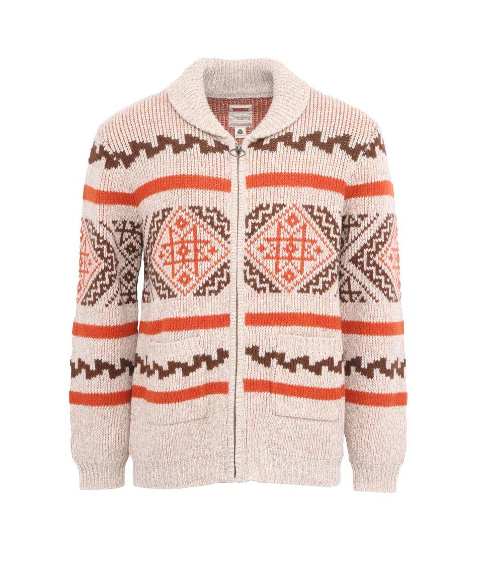 Pánský vlněný svetr se vzory Levi's®