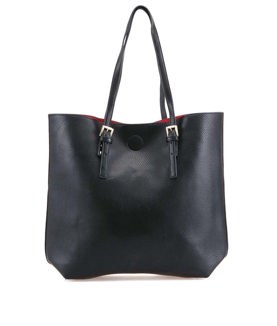 Černá kabelka 2v1 Kris-Ana