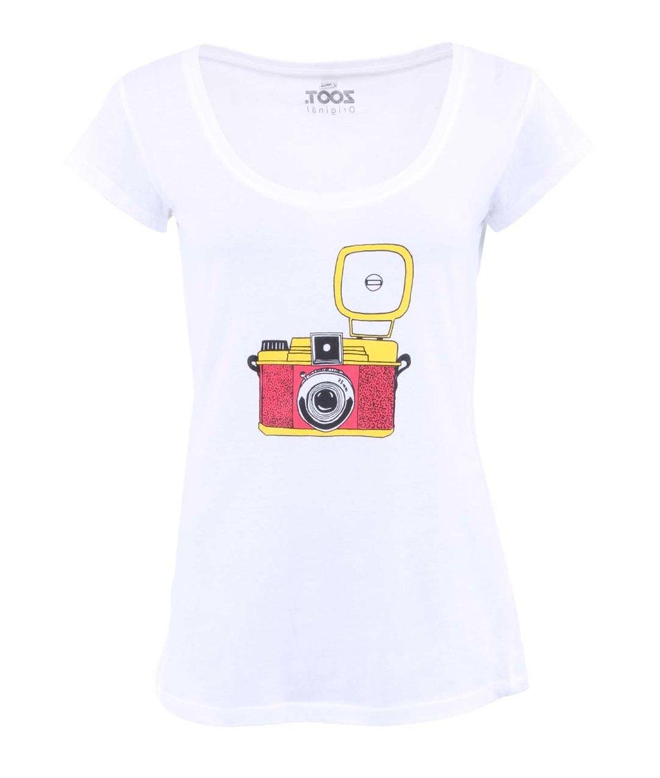 Dámské triko ZOOT Originál Fotoaparát s bleskem