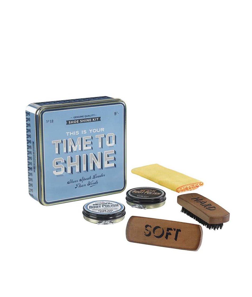 Set na leštění bot Home Front Time to Shine