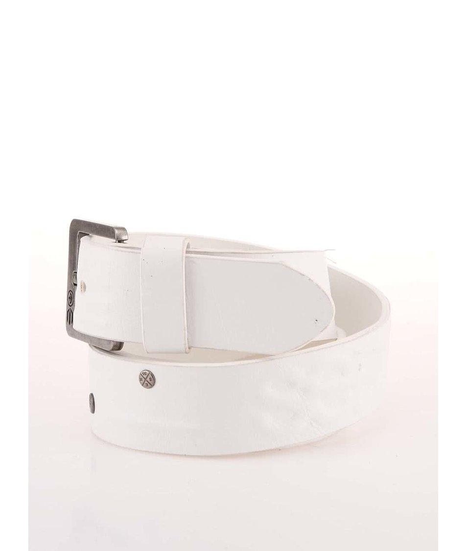 Bílý pánský pásek Crosshatch Hassium