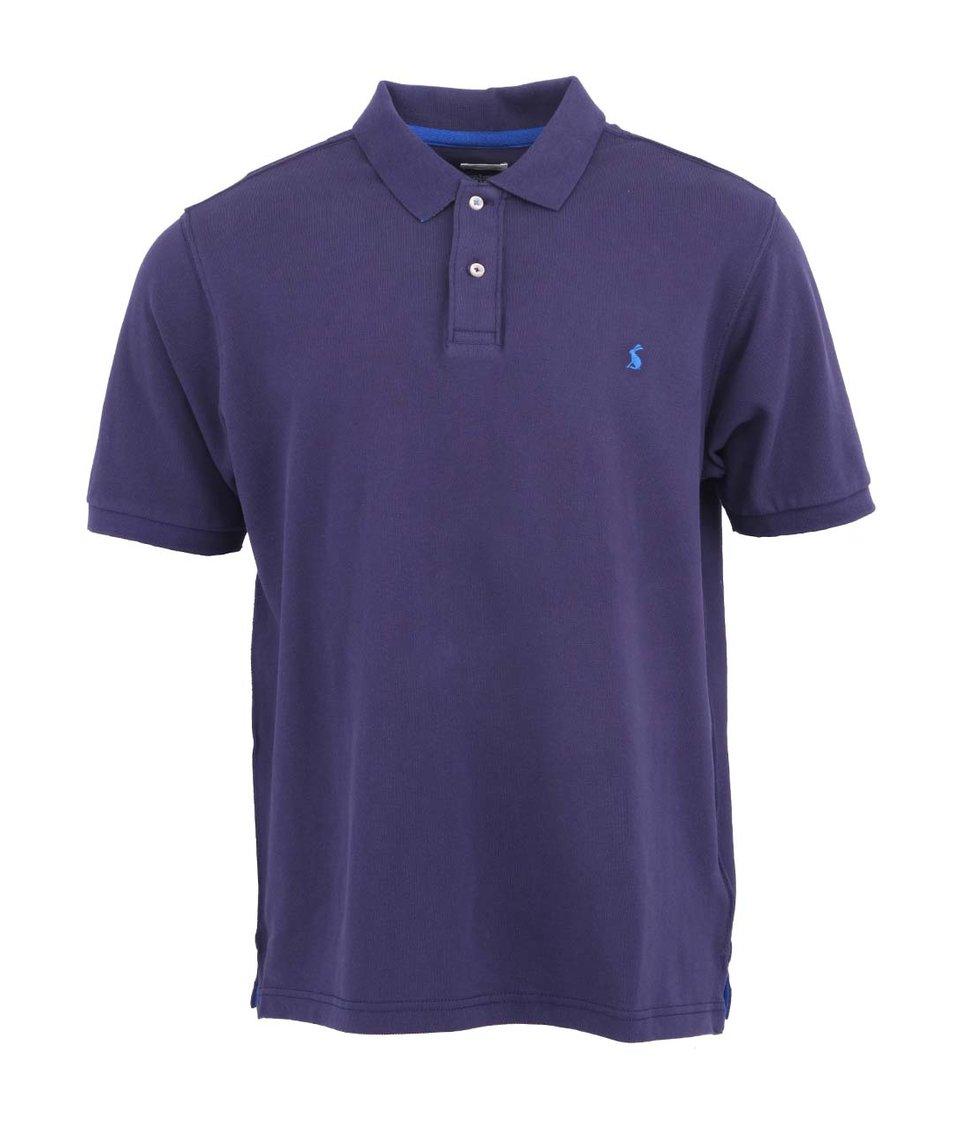 Modré pánské polo triko Tom Joule Classic