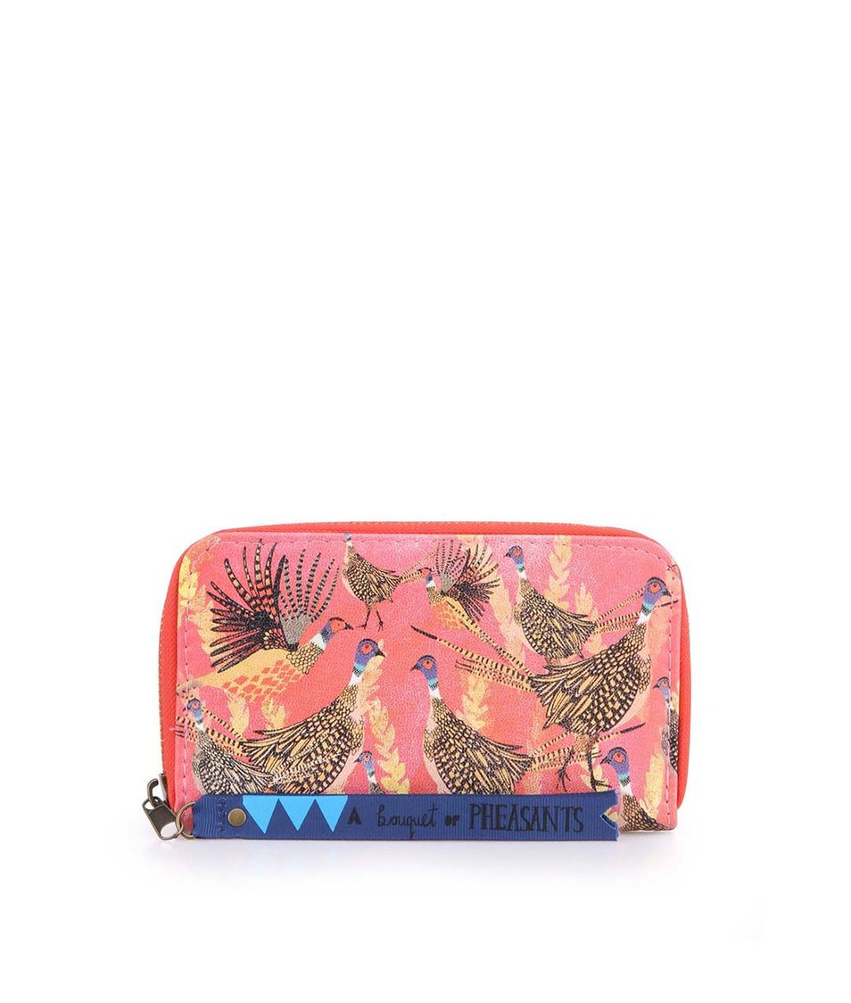Korálová peněženka Disaster Pheasant
