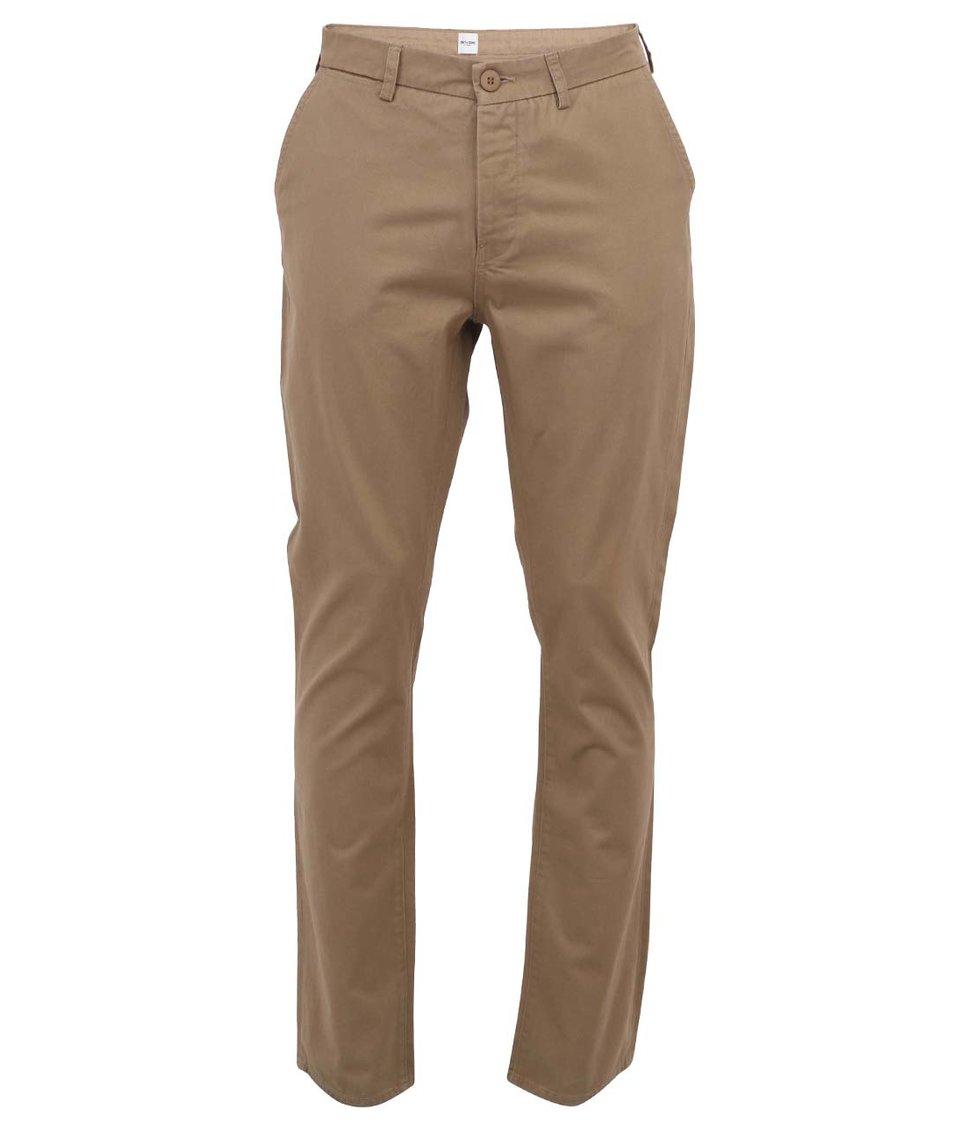 Béžové chinos kalhoty ONLY & SONS Pal