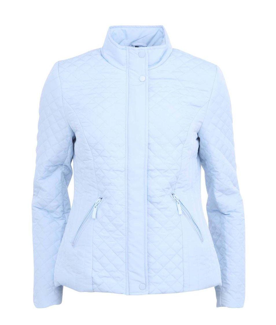 Světle modrá prošívaná bunda b.young Amanda
