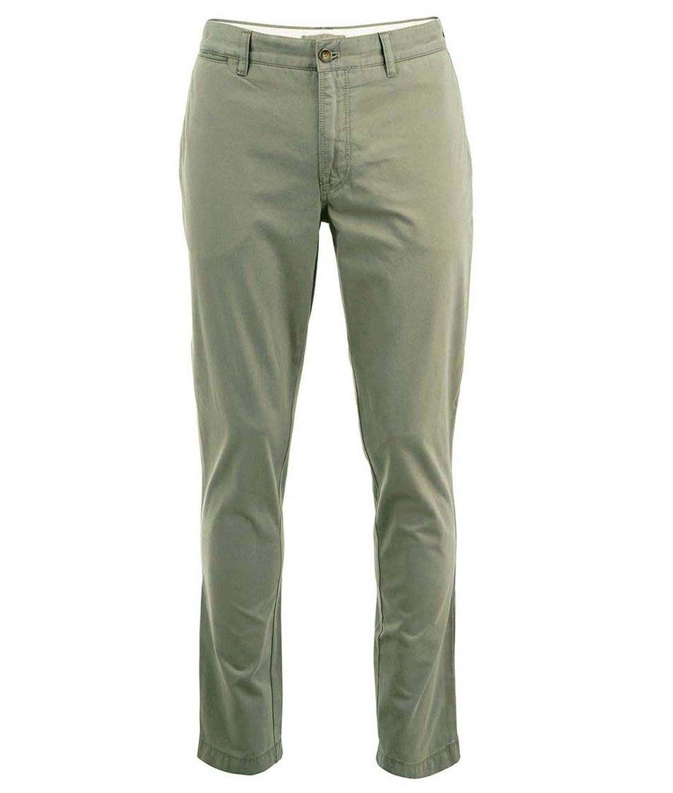 Šedozelené pánské kalhoty J.Lindeberg