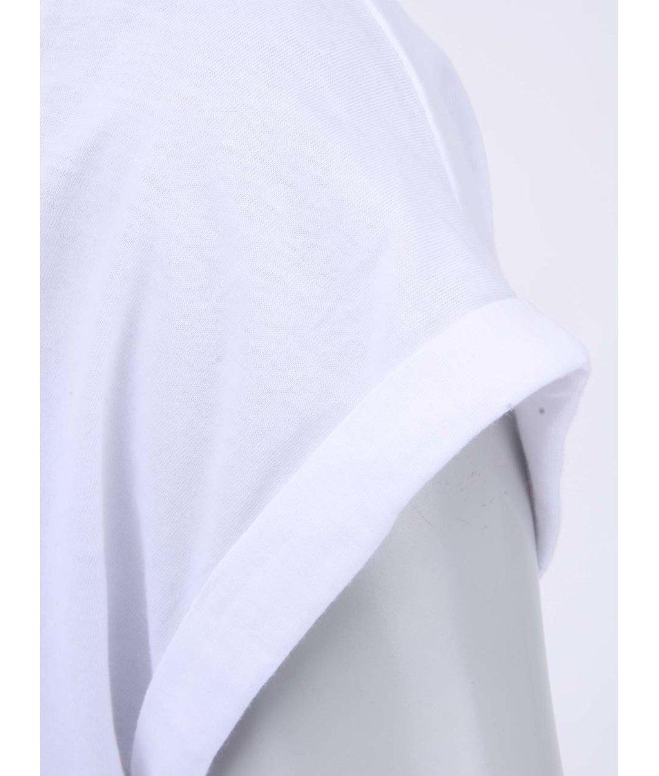 Bílé dámské tričko ZOOT Originál Zmrzlina