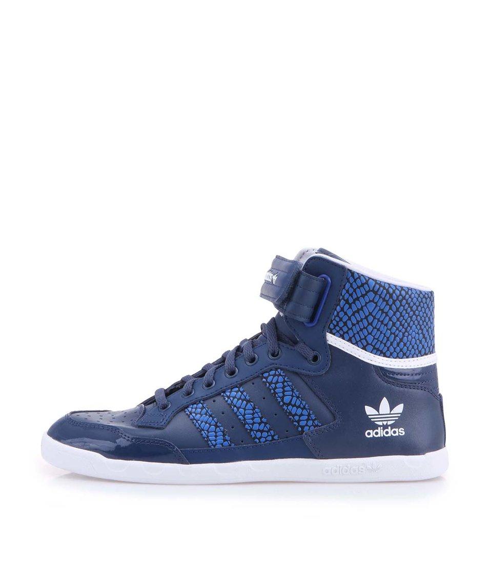 Modré dámské tenisky adidas Originals Centenia