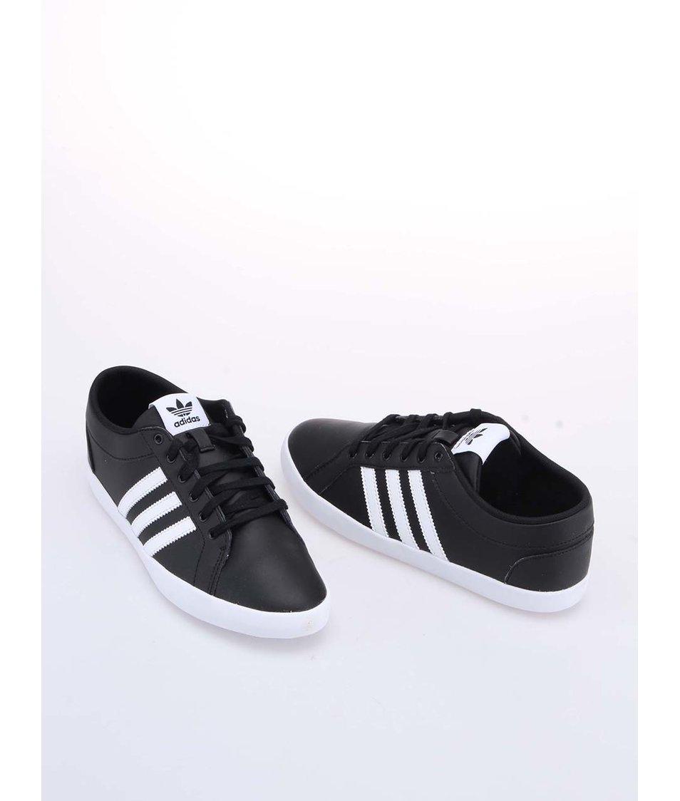 Černé dámské tenisky adidas Originals Adria - Vánoční HIT!  d953bf41aa7
