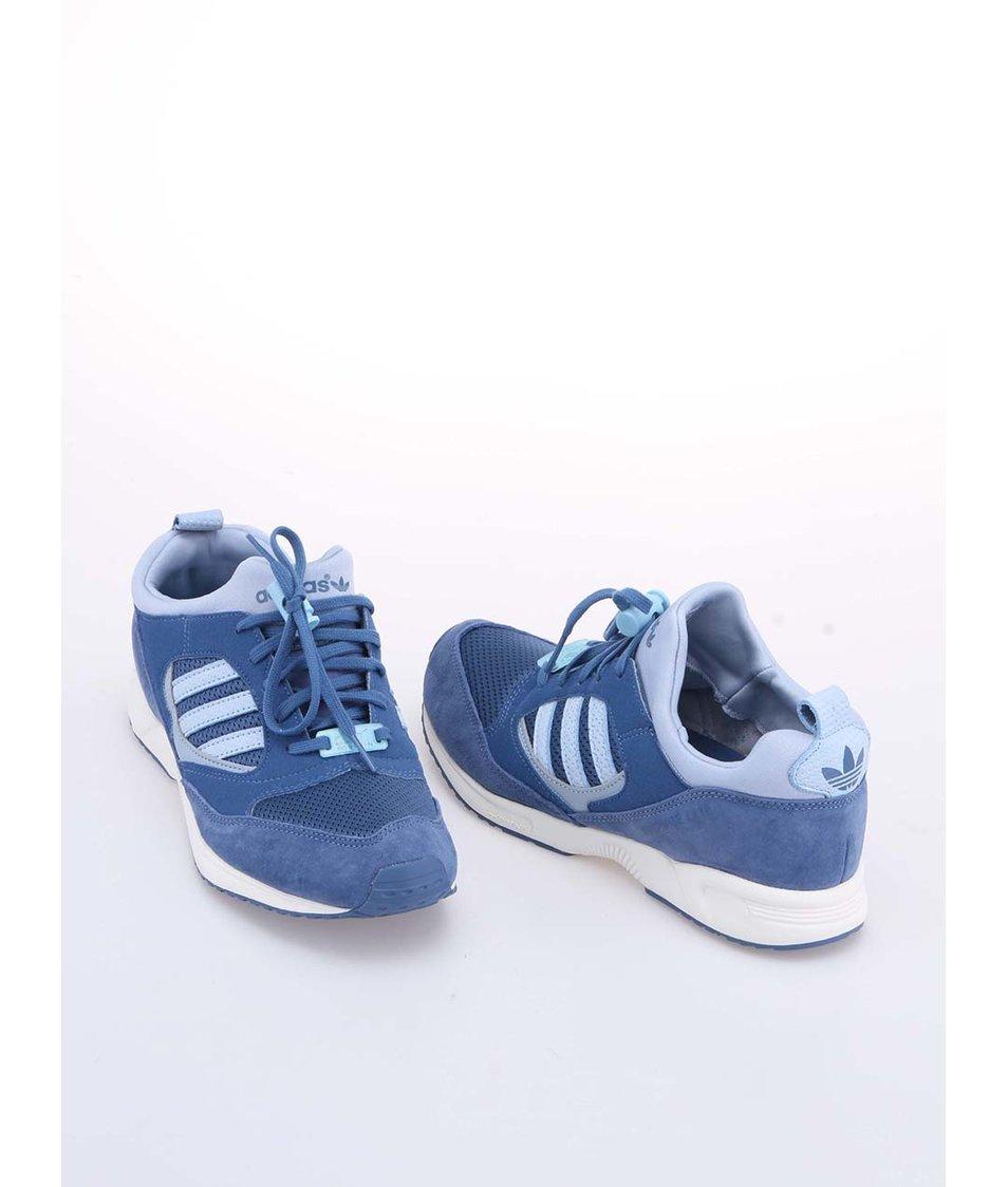 bf585676851 ... Modré dámské sportovní boty adidas OriginalsTorsion Response ...