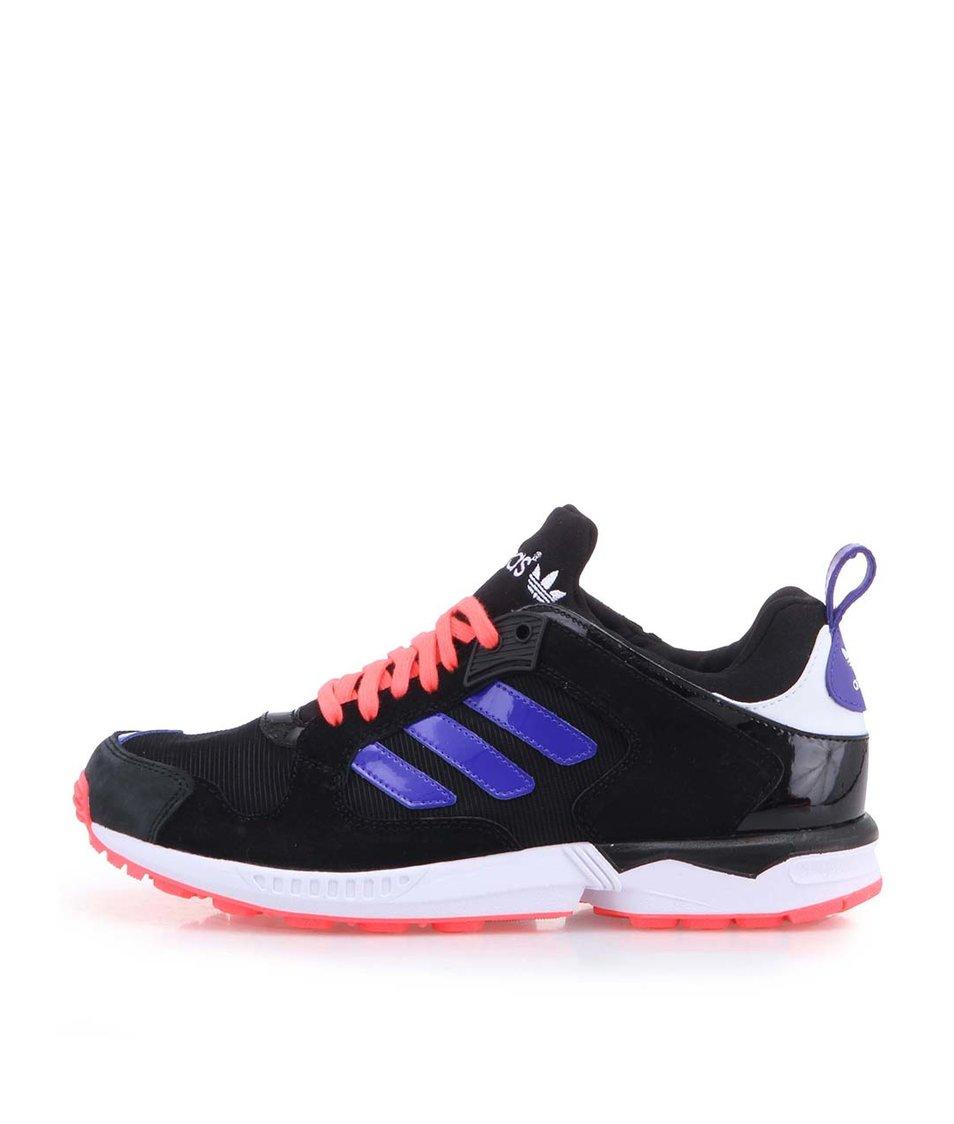Černé dámské sportovní boty adidas Originals ZX 5000