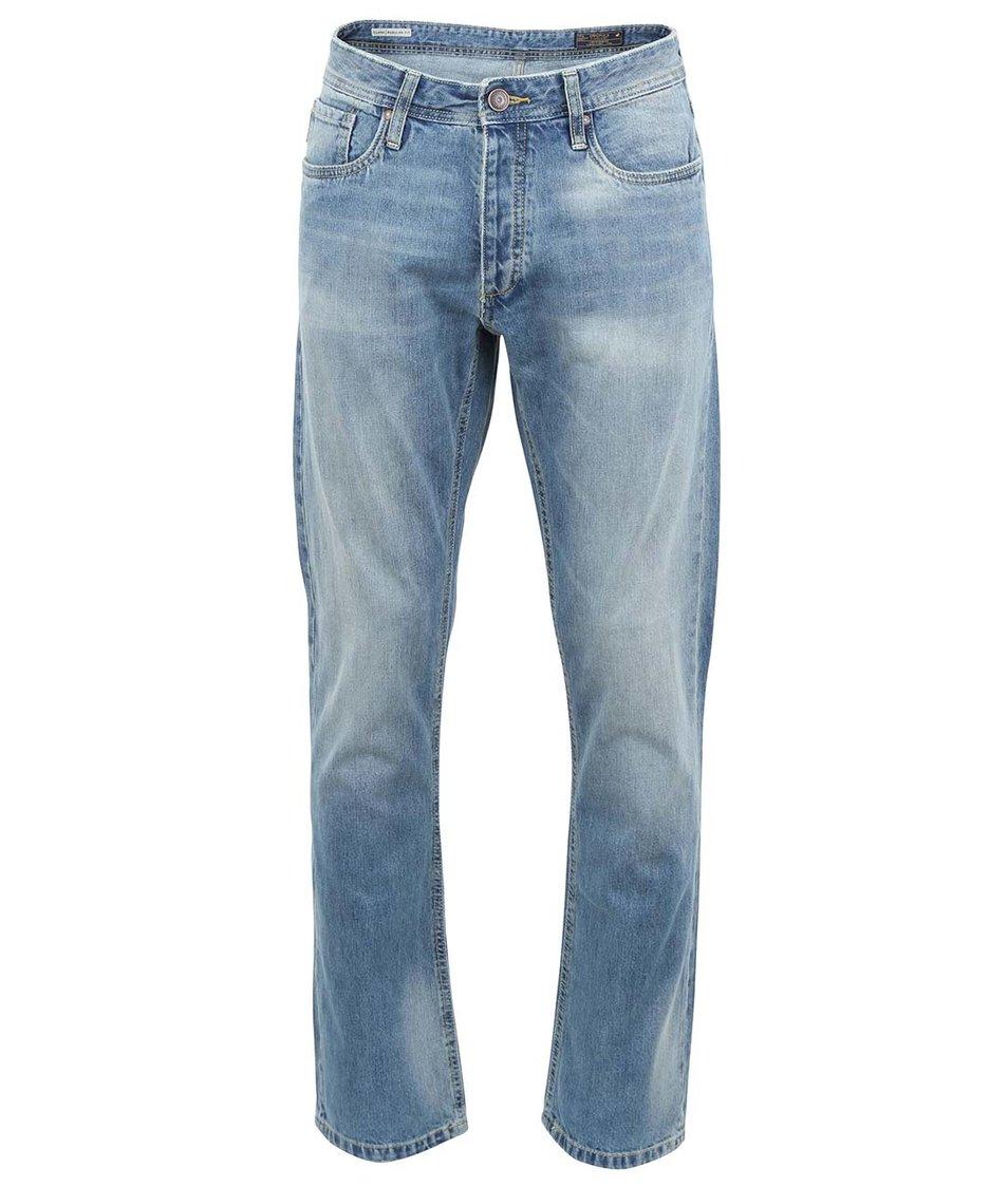 Světle modré rovné džíny Jack & Jones Clark