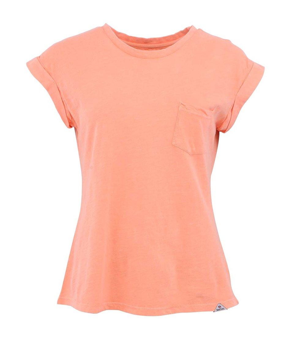 Meruňkové dámské tričko Bellfield Ega