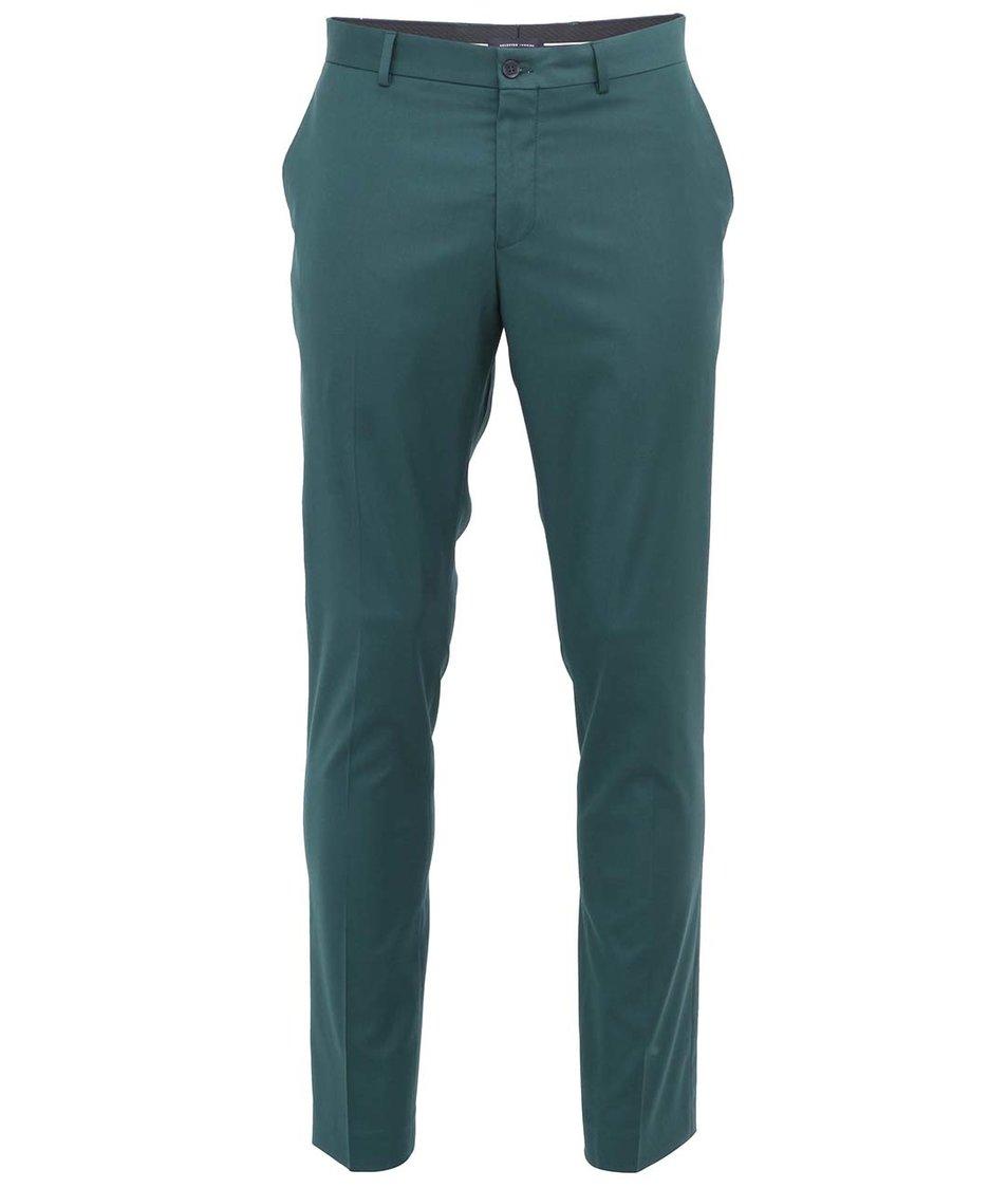 Zelené kalhoty Selected Zero Mylo